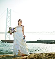 神戸の人気ホテルセトレ,絶景結婚式