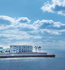 神戸の絶景ホテルセトレまでのアクセス