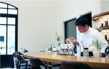 米安珈琲焙煎所